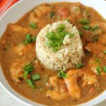 Shrimp Etouffee