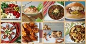 Healthy Football Recipes