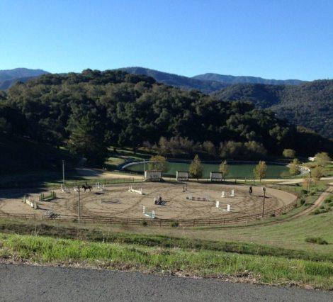 Stables at Holman Ranch