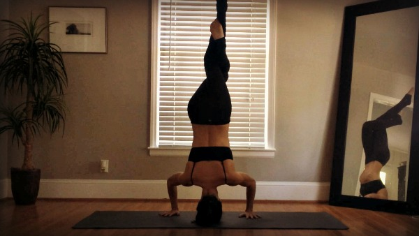Headstand 5