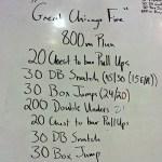 Weekly Workouts: Halfway Through Half Marathon Training!
