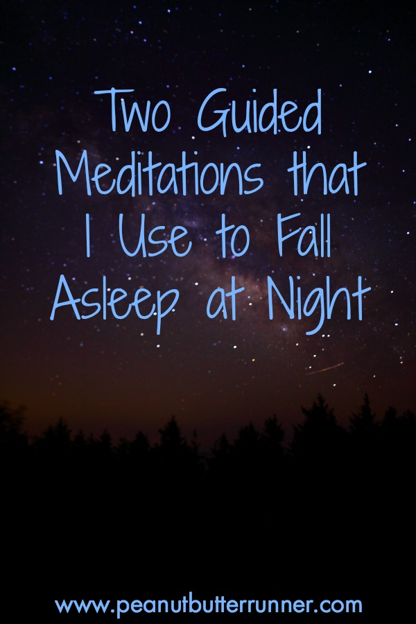 Two Guided Meditations to Help You Fall Asleep at Night