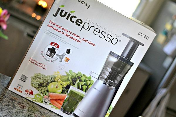 Juicepresso Box