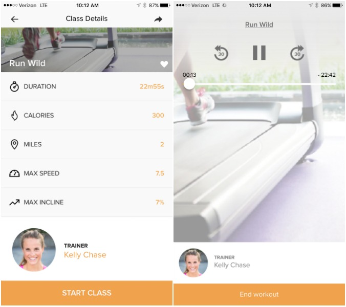 On-Demand Fitness with SkyFit App