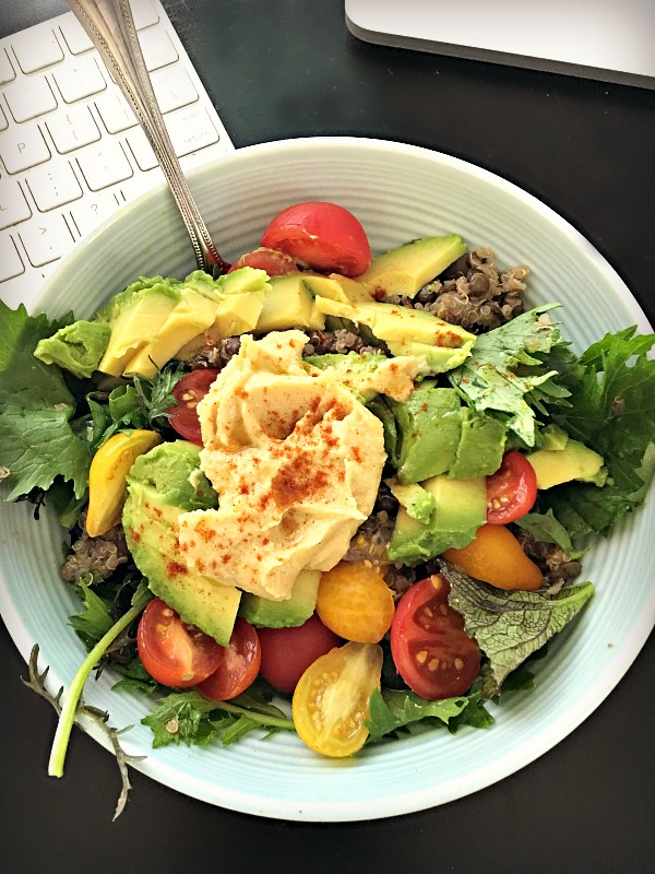 Lunch Grain Bowl