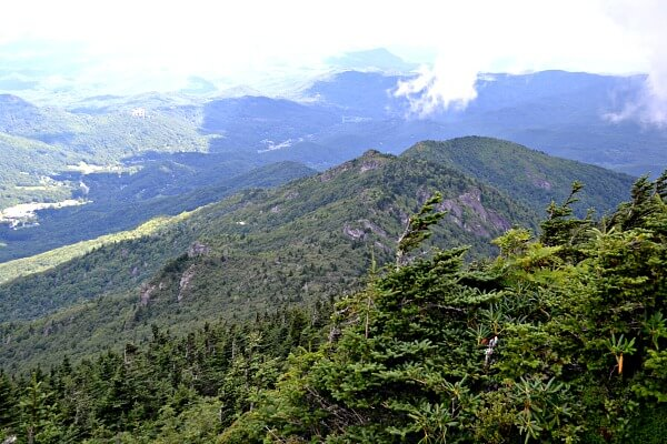 Watauga View Grandfather Mountain