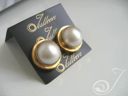 Clip On Coco Earrings