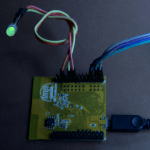 Make your own router with WRTNode - controlling LEDs via the GPIO port