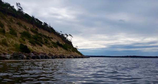 Robins Island southwest