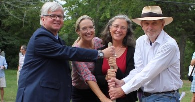 A Happy Day for East End Water Quality Projects