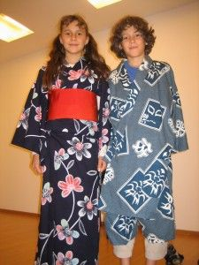 Copii kimono fata
