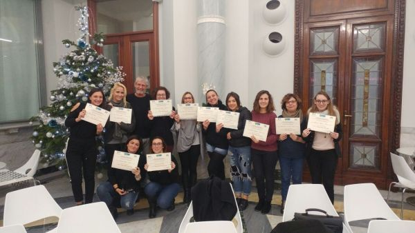 Diplomi modulo perfezionamento LIS III livello