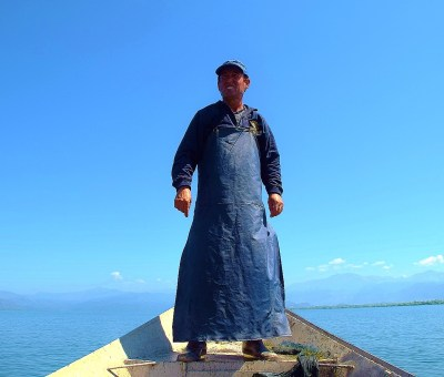 Lake Skadar: The Fisherman