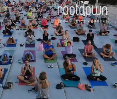 Rootdown: Yoga on the Ship
