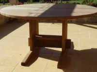 Iroko Round Table