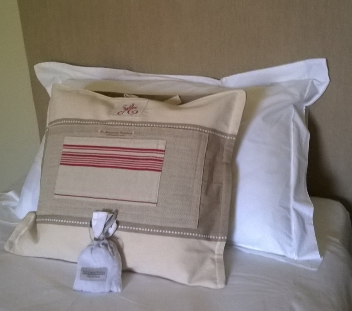 Linen Bed Cushions