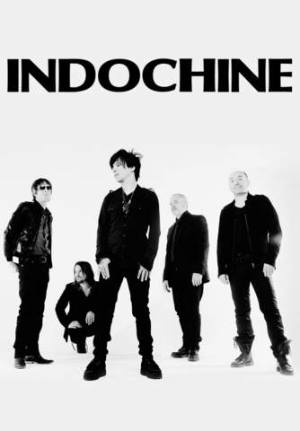 NEWS • Indochine plays exclusive concert at Les Ardentes • December 2015 • Peek-A-Boo Magazine