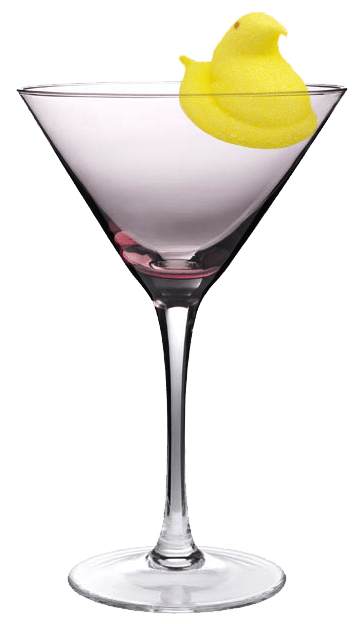 PeepDrinks.com - all about Marshmallow Peeps and Alcohol!