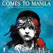 Les Miserables Manila Here We Come!
