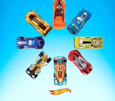 Hot Wheels Don't Just Make It Awesome, Make it Epic!