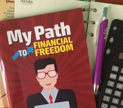 My Path To Financial Freedom Powered By Avi