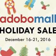 Adobomall Holiday Sale 2016