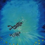 Les plongeurs