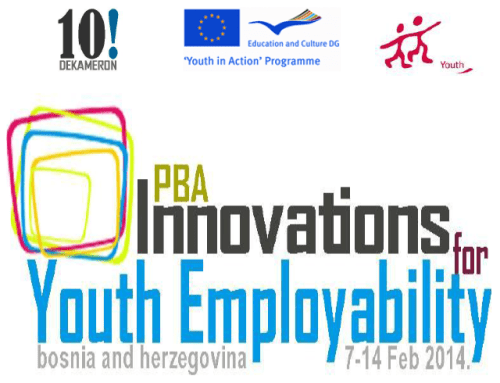 PBA - Innovations for Youth Employability
