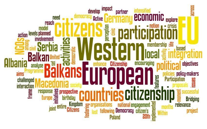 Active European Citizenship for Democracy and Participation