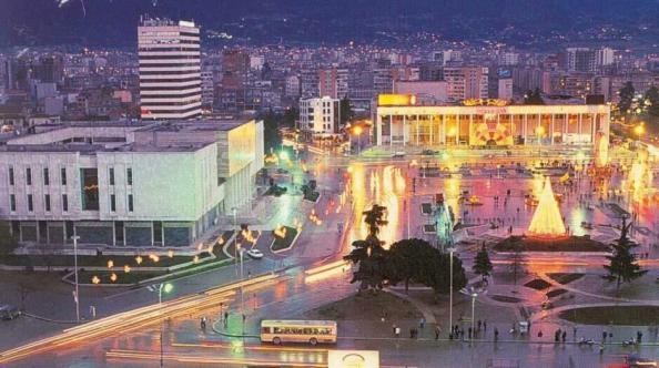 Тирана, Албанија