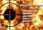 Islamic War on Everybody Else Tour - pelzblog