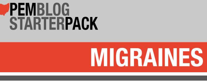 Starter Pack Migraines