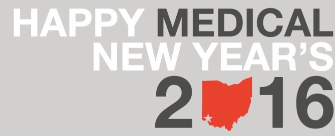 Happy Medical New Years 2016