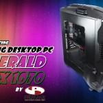 Desktop PC Gaming Custom emerald FI