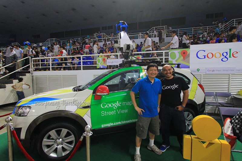 Google Maps Street View in Malaysia Google Maps Street View