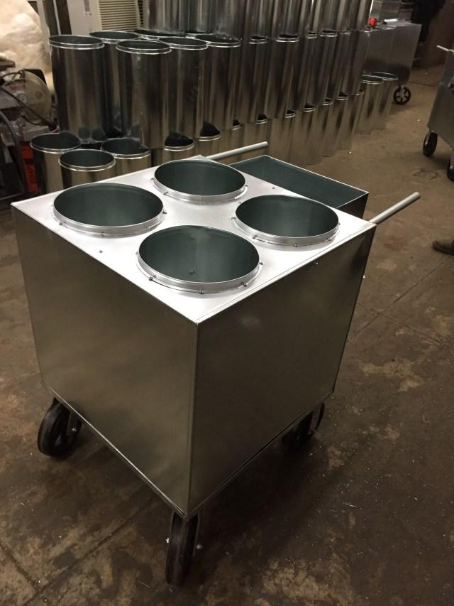 italian ice pushcart