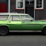 Somebody else's '76 Kingswood station wagon