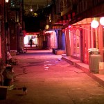 Red light district, Seoul