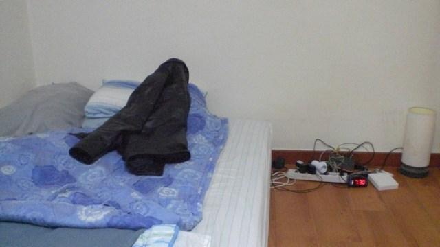 One Gangnam Style Bedroom