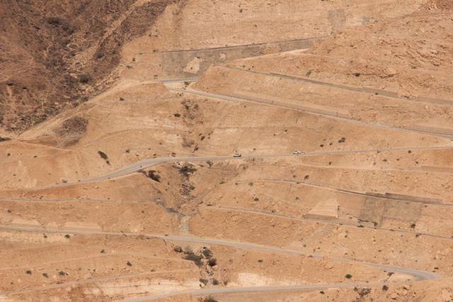 Driving southern Oman