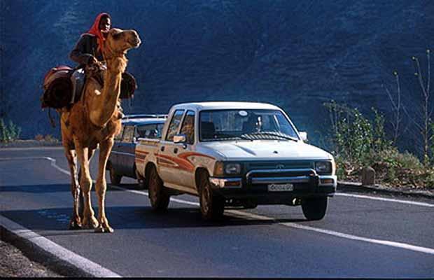 Driving in Eritrea
