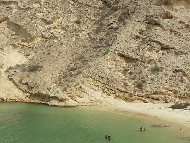 A nice spot for a swim Photo: Peninsularity Ensues
