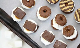 Gourmet S'mores 3 Ways in 30 Seconds
