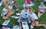 Food and fellowship