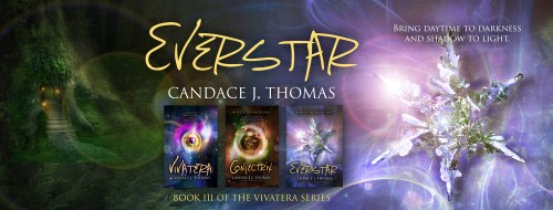 EVerstar by Candace J. Thomas, Book 3 of the Vivatera Series