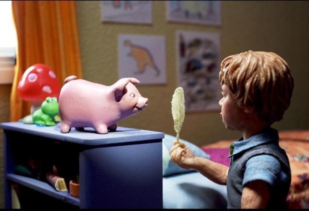 לשבור את החזיר