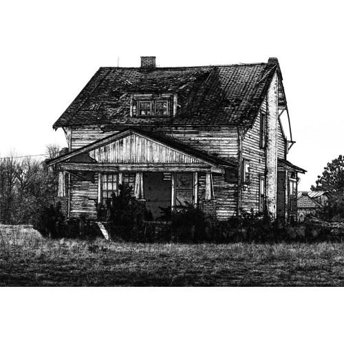 Medium Crop Of Run Down House