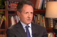 Former Treasury Secretary Timothy Geithner.