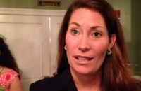 U.S. Senate candidate and Kentucky Democrat Alison Lundergan Grimes.