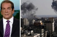 Charles Krauthammer sounds off on UN discovery of Hamas rockets in schools. (Photo: FOX)